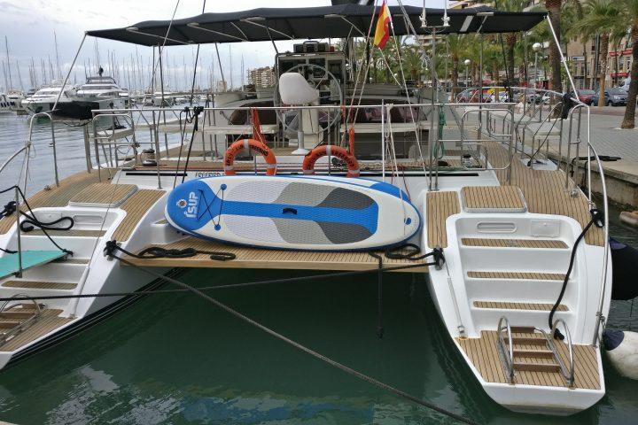 Catamaran Mallorca 38 personas