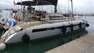 Majorque catamaran free bird