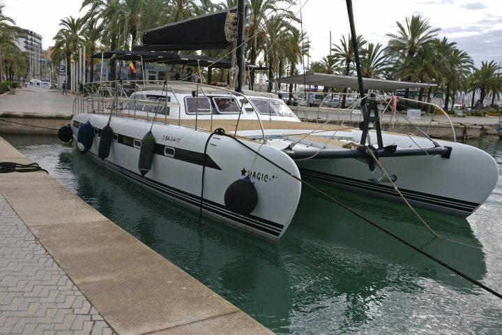 Mallorca catamaran tour 38 pax