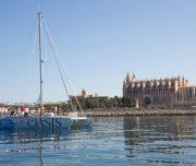 catamaran-mallorca-catedral