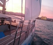 catamarans-mallorca-sunset-catedral