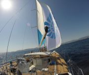 catamaran bahía de Palma