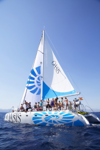 catamaran tour privado en Mallorca