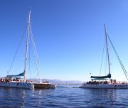 catamaran-tour-mallorca Tahiti 60 and 75