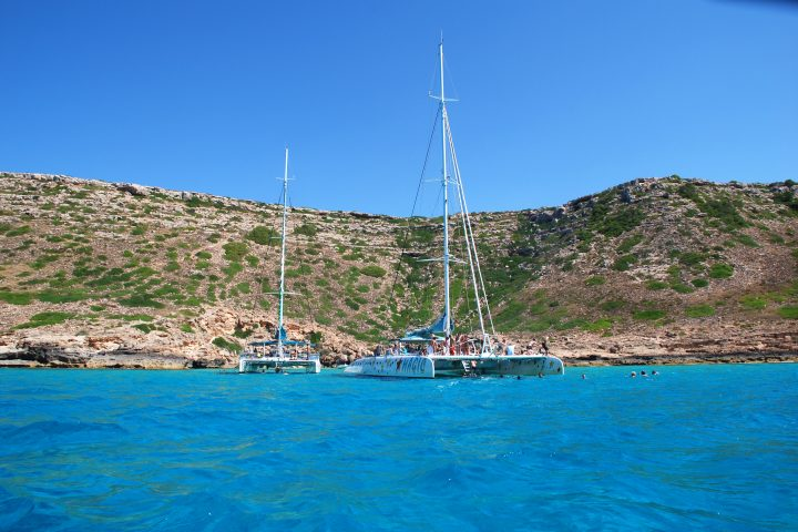 mallorca catamarans