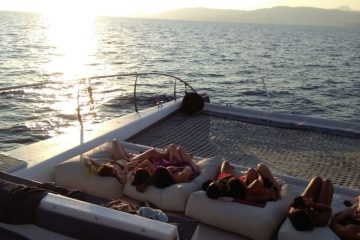 Catamaran Majorca sunset tour