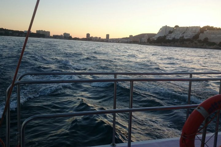 Catamaran majorque sunset tour