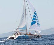 Catamarán Mallorca 1