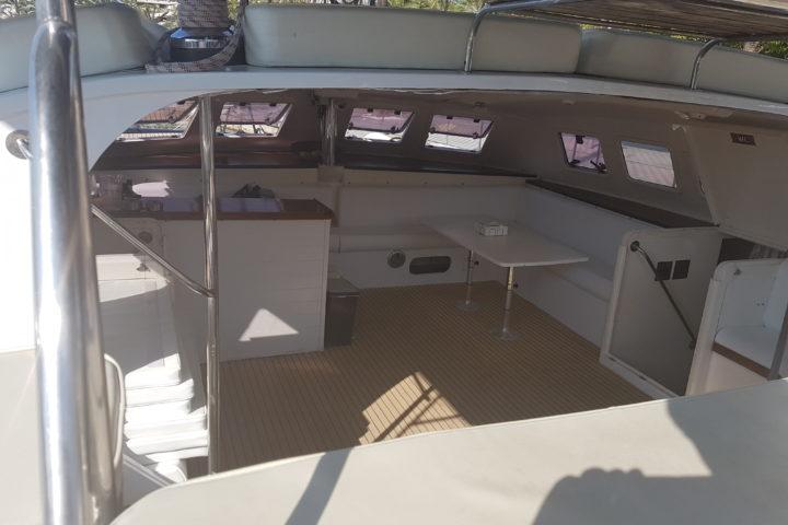 Catamaran Mallorca freebird salon