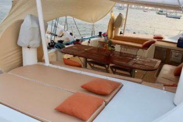 Catamaran de lujo 2