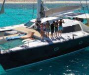 Catamaran de lujo 5