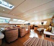 Catamaran privado de lujo